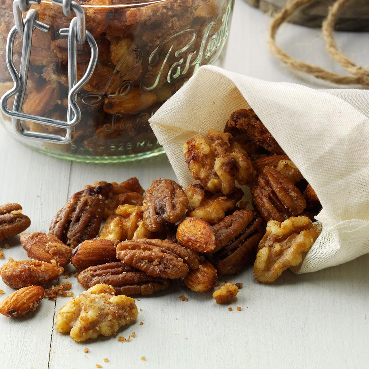Discussion on this topic: Slow Cooker Roasted Sugared Pecans, slow-cooker-roasted-sugared-pecans/