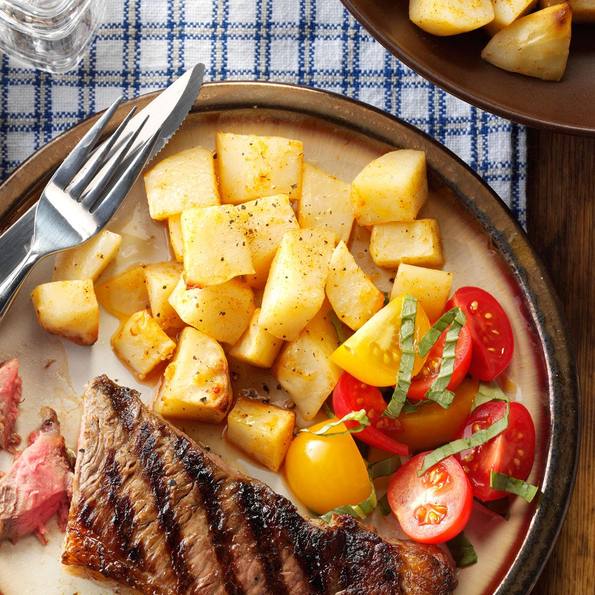 Calorie fried potatoes: what to do 57