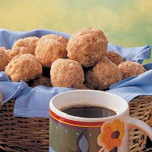 Cinnamon Breakfast Bites Recipe Taste Of Home