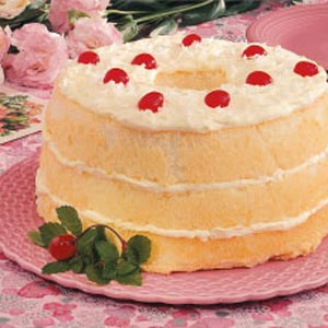 Pineapple angel food torte forumfinder Image collections
