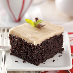 Chocolate Mayonnaise Cake Taste of Home