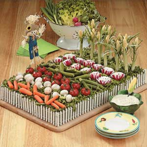 Vegetable Garden Recipe