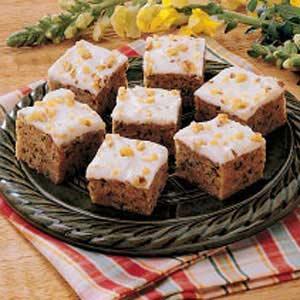 Zucchini Walnut Cake Recipe Taste Of Home