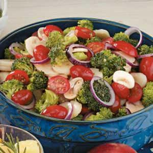 Quick Italian Broccoli Salad Recipe Taste Of Home