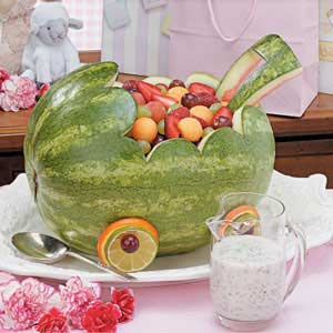 Watermelon Baby Carriage Recipe Taste Of Home
