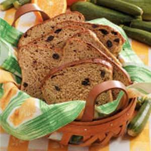 Zucchini Yeast Bread Recipe Taste Of Home