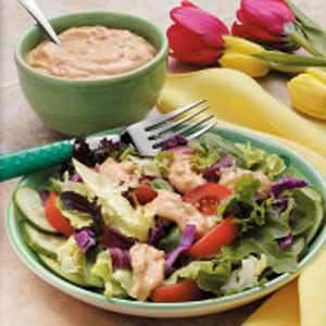 Smoky Thousand Island Salad Dressing Recipe Taste Of Home