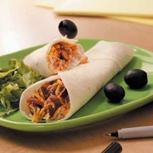 Kitchen-Sink Soft Tacos Recipe   Taste of Home