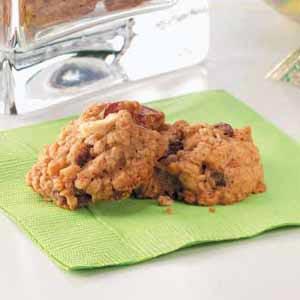Cran Apple Oatmeal Cookies Recipe Taste Of Home
