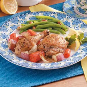 Greek chicken dinner taste of home forumfinder Choice Image