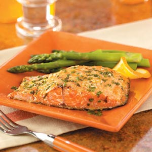 Grilled Orange Salmon Recipe Taste Of Home
