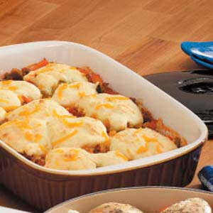 Ground beef biscuit stew recipe taste of home forumfinder Images