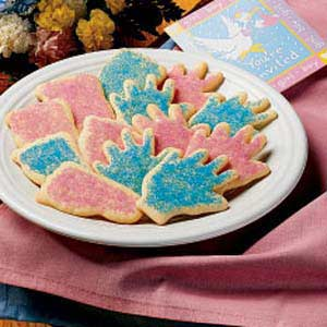 Baby Shower Sugar Cookies Recipe Taste Of Home