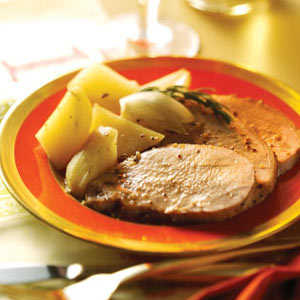 German Pork Roast Recipe | Taste of Home