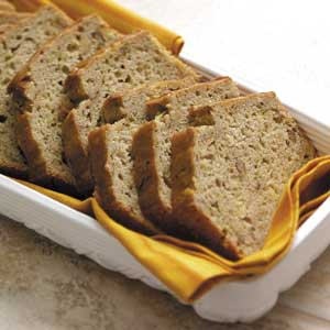 Makeover pineapple zucchini bread recipe taste of home forumfinder Image collections