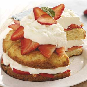 Best Strawberry Shortcake Recipe Taste Of Home