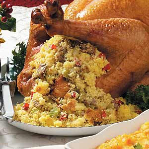 Image result for turkey stuffing