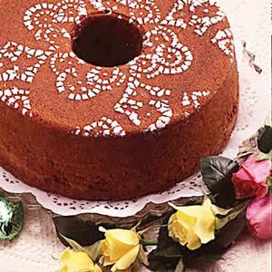 Basic Chocolate Pound Cake Recipe Taste Of Home