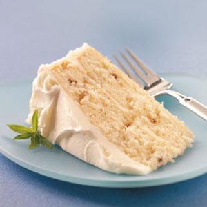 makeover white christmas cake recipe taste of home