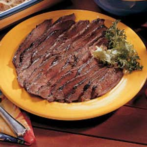 Italian flank steak recipe taste of home forumfinder Image collections