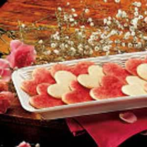 Valentine Sugar Cookies Recipe Taste Of Home
