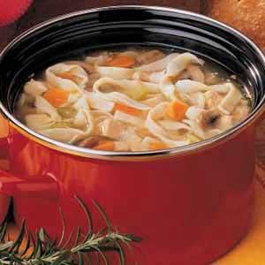 Best Chicken Noodle Soup Recipe Taste Of Home