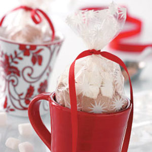 Cinnamon Hot Chocolate Mix Recipe | Taste of Home