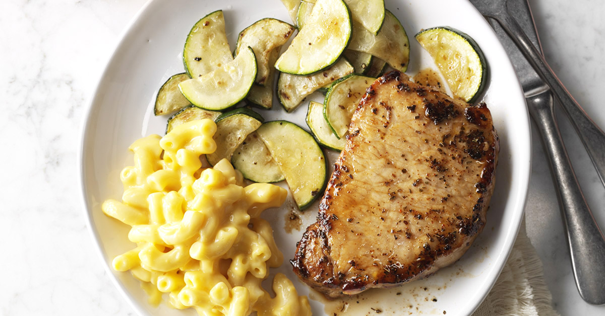 50 Easy Pork Chop Recipes Taste Of Home